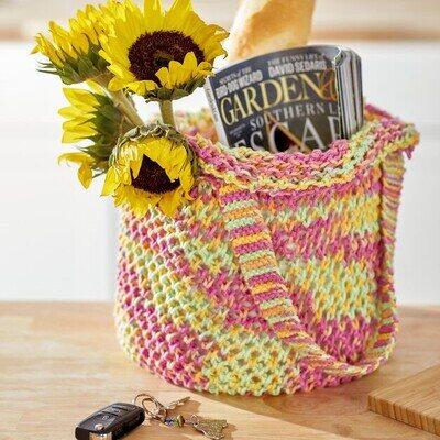 Market Bag Knitting Patterns
