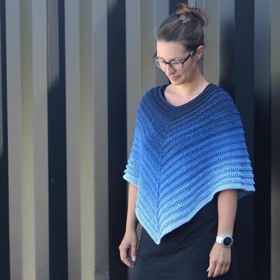 Poncho Knitting Patterns