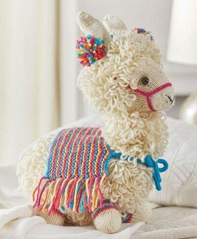 Toy Knitting Patterns