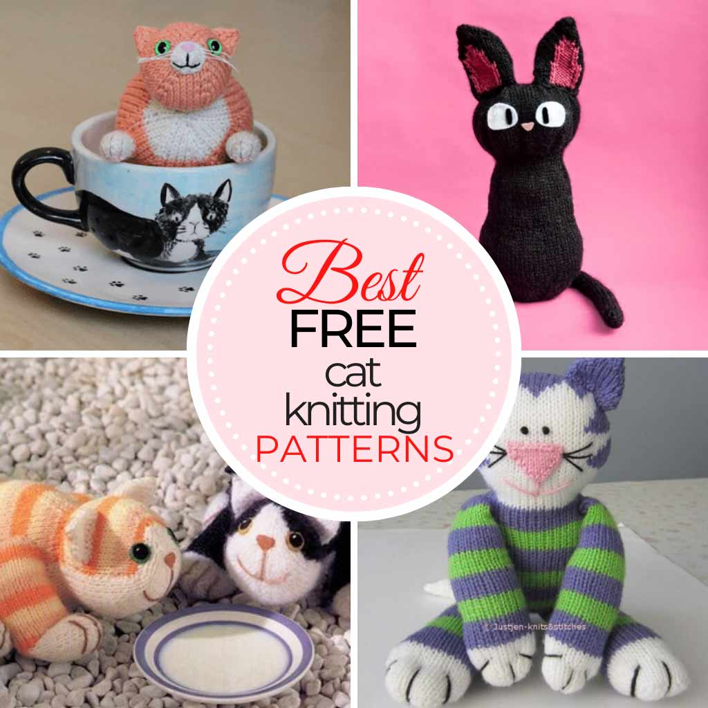 Knitted Cat Patterns
