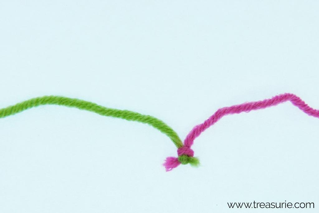 How to Change Yarn in Crochet - Magic Knot