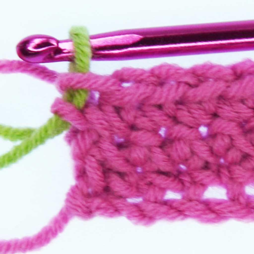 How to Change Yarn in Crochet