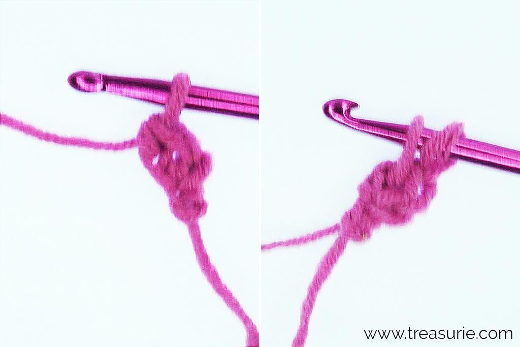 Crochet Foundation Chain Alternative