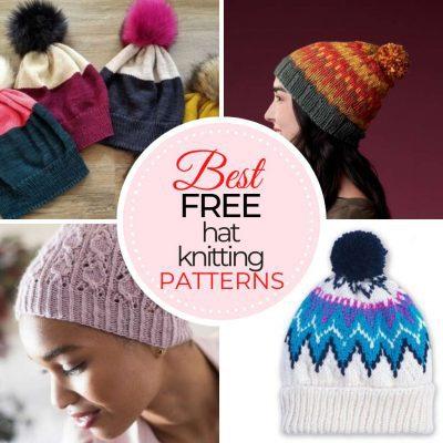 Free Hat Knitting Patterns