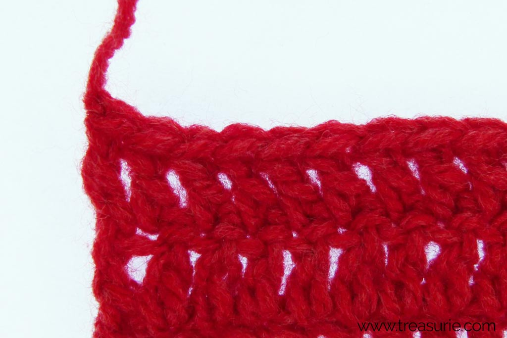 How to Finish Off Crochet - Tying the Yarn