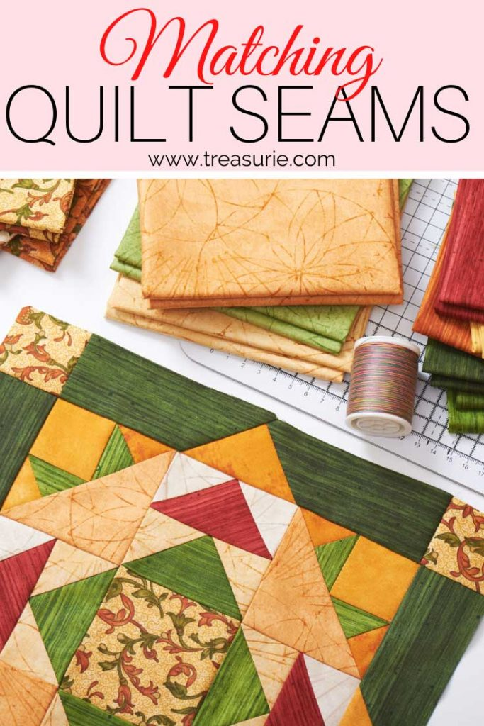 How to Match Seams