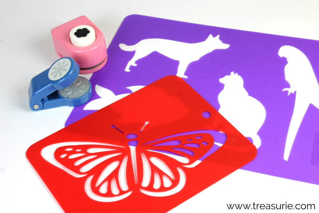 How to Print Fabric With Stencils