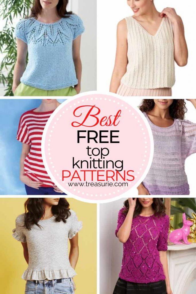 Top Knitting Patterns