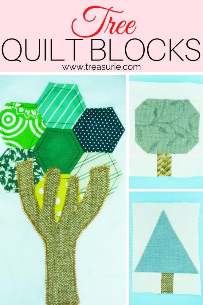 Tree Quilt Blocks