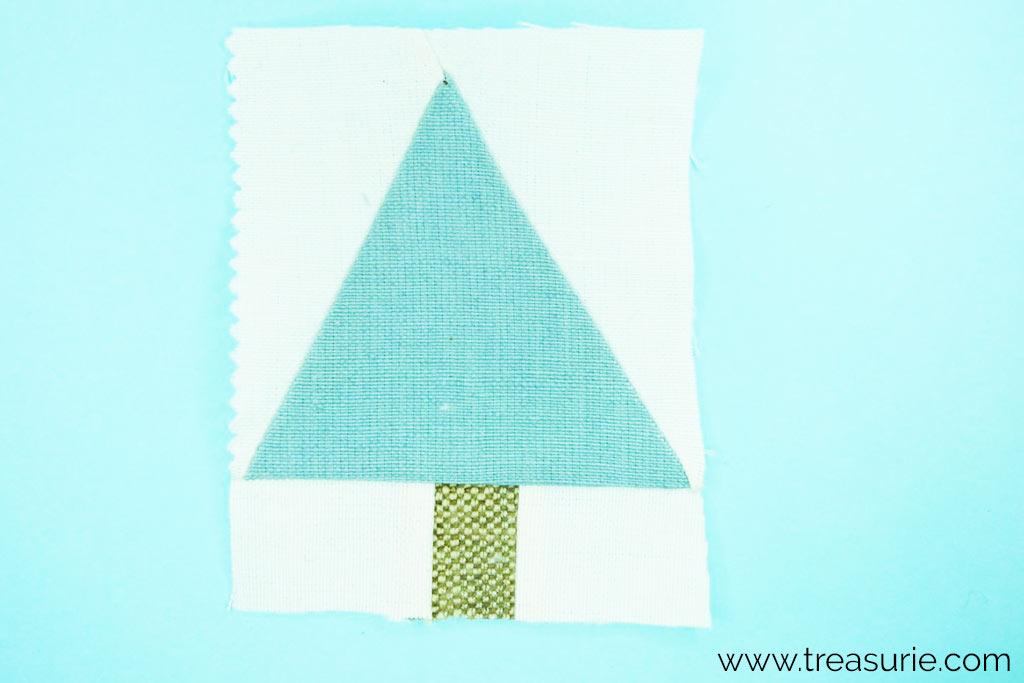 Simple Tree Quilt Blocks