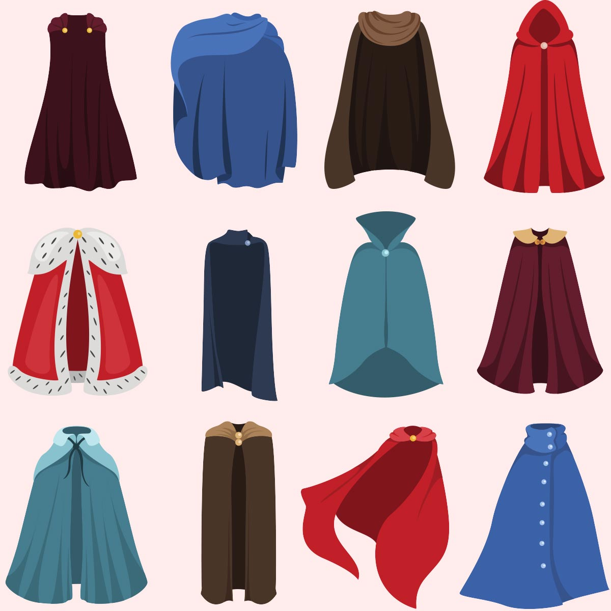 Types of Capes