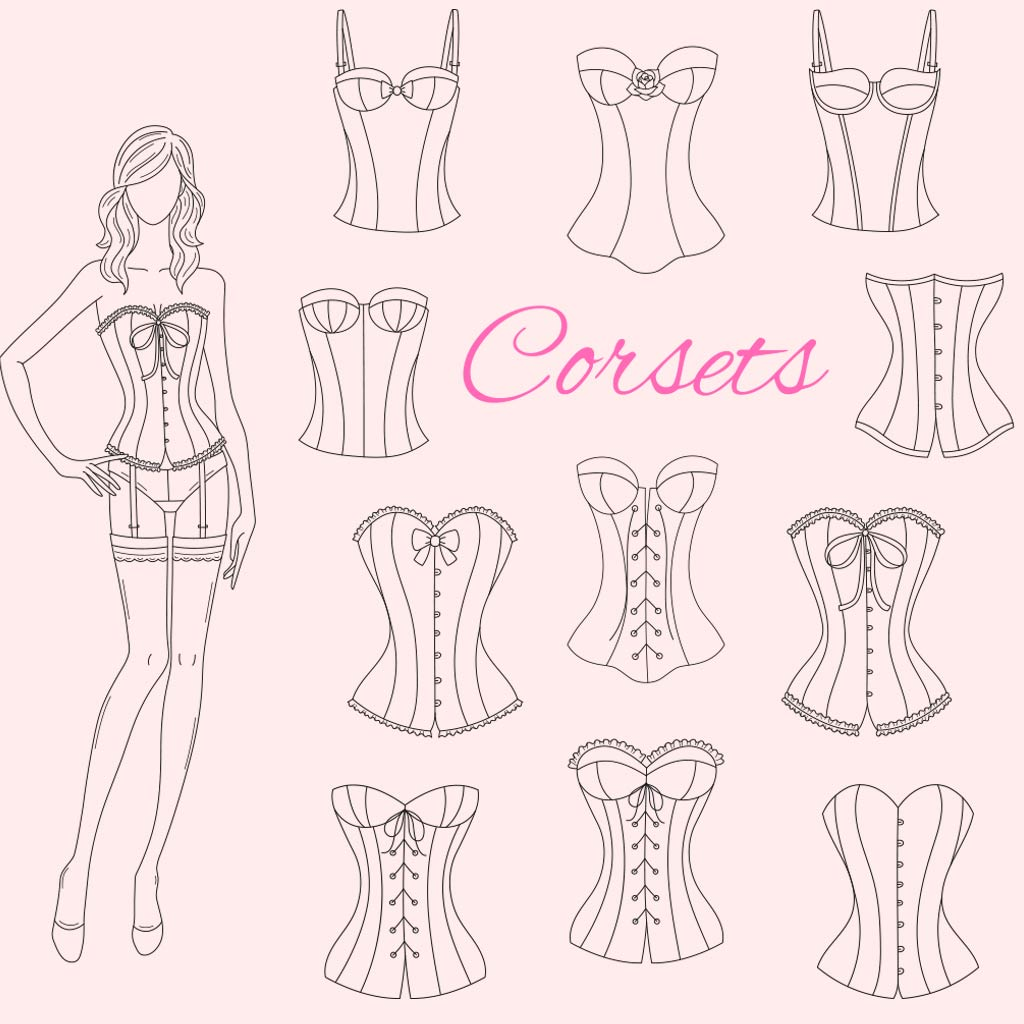 Types of Corsets