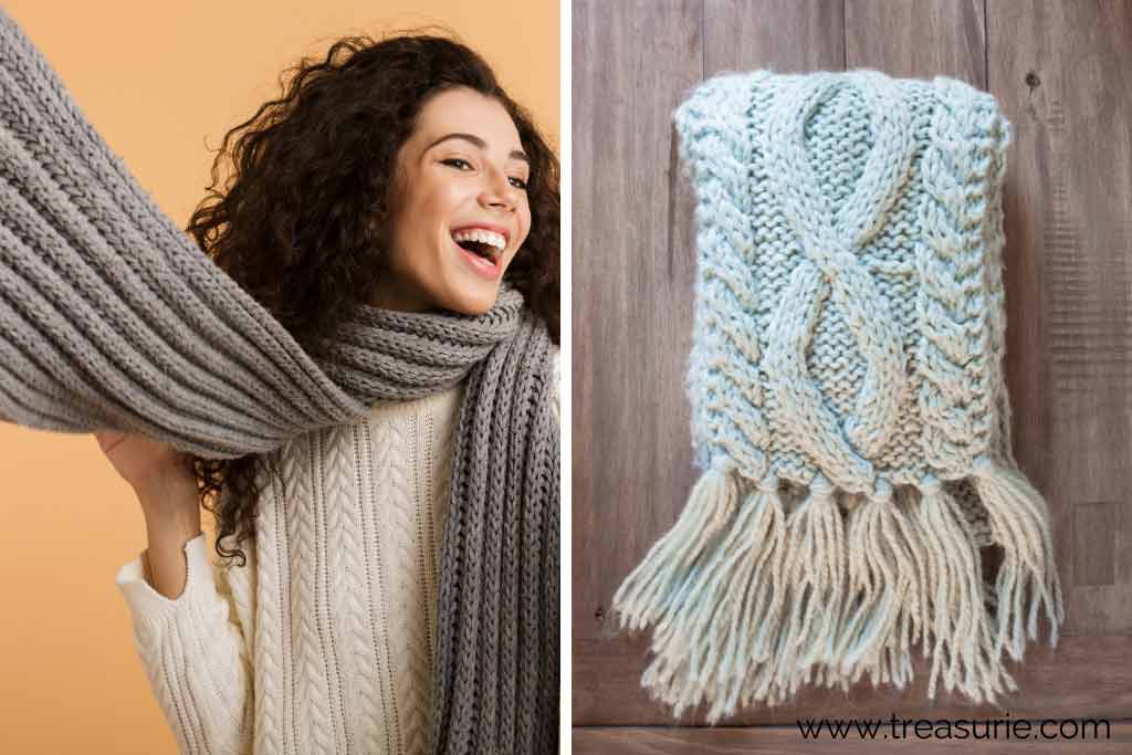 Types of Scarves - Winter