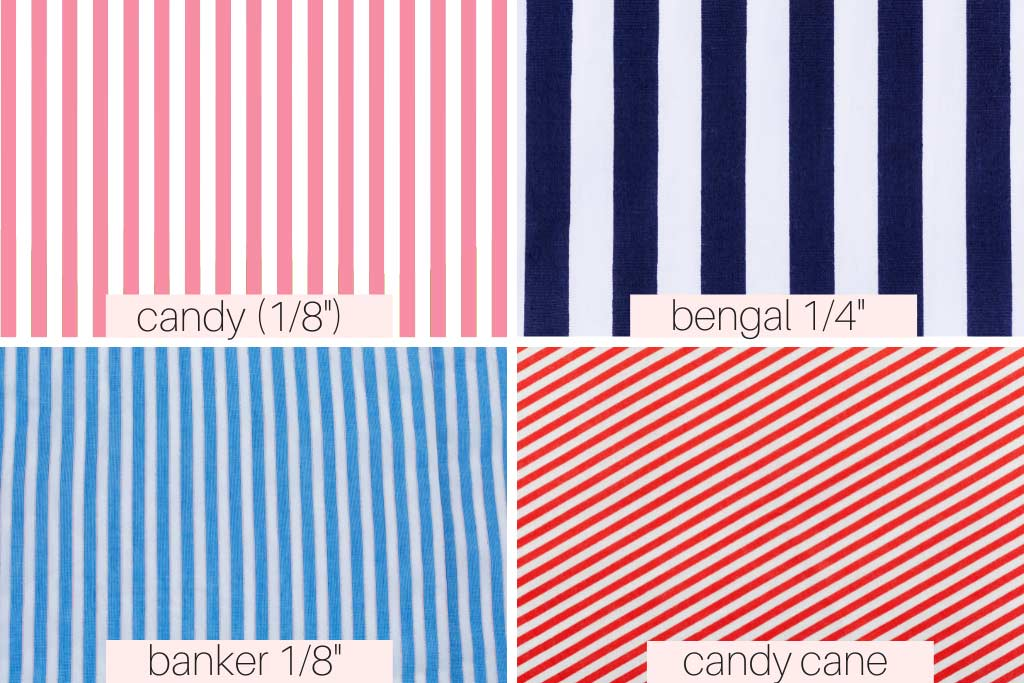 Types of Stripes - Candy, Bengal, Banker, Candy Cane