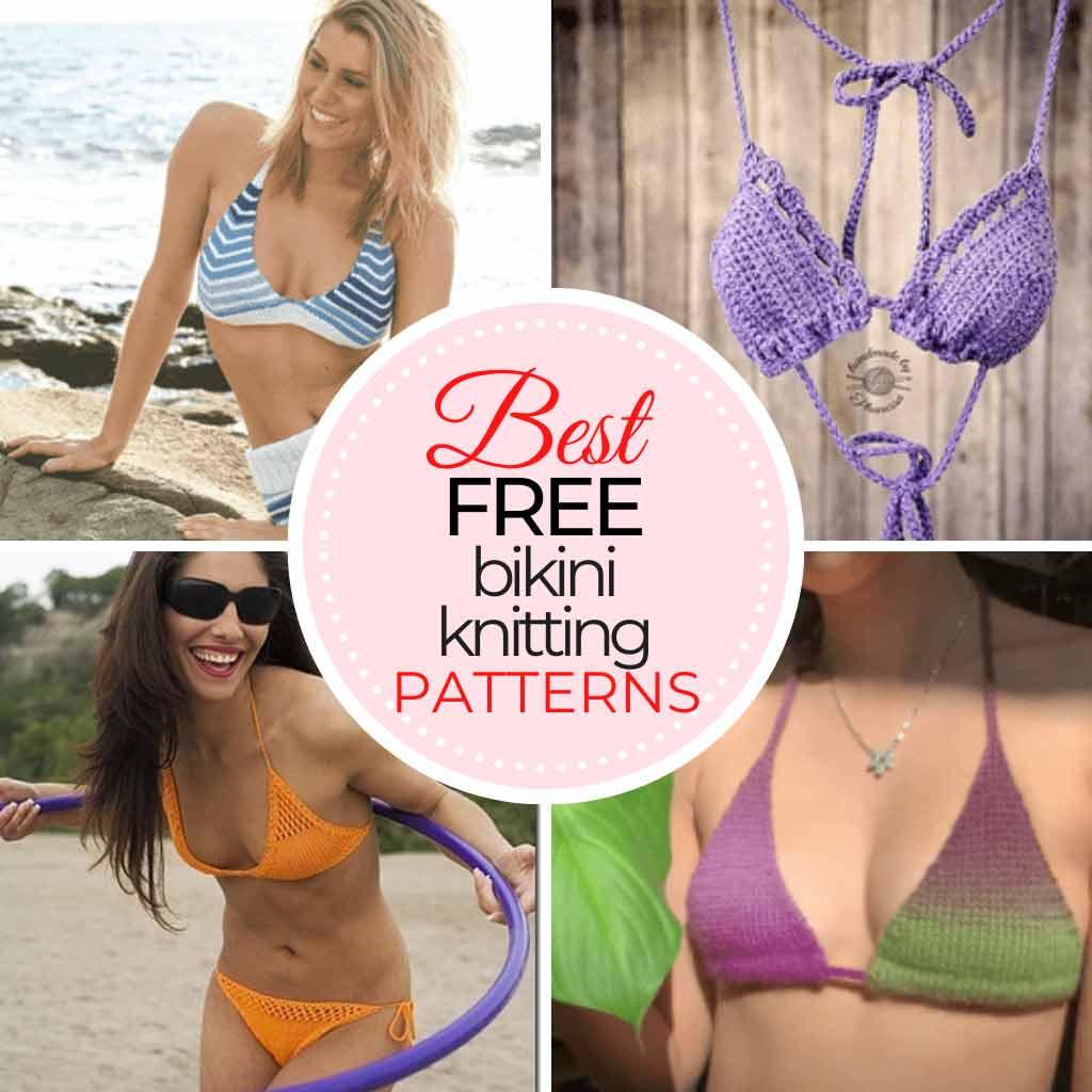 Bikini Knitting Patterns