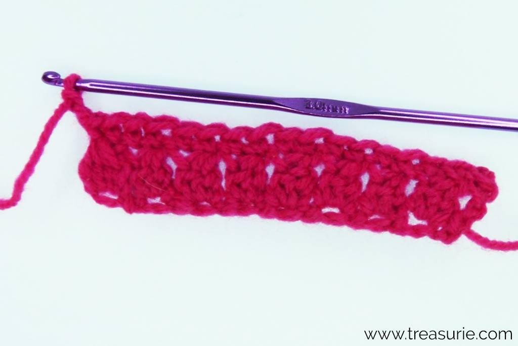 Puff Stitch Crochet - Edges Hack
