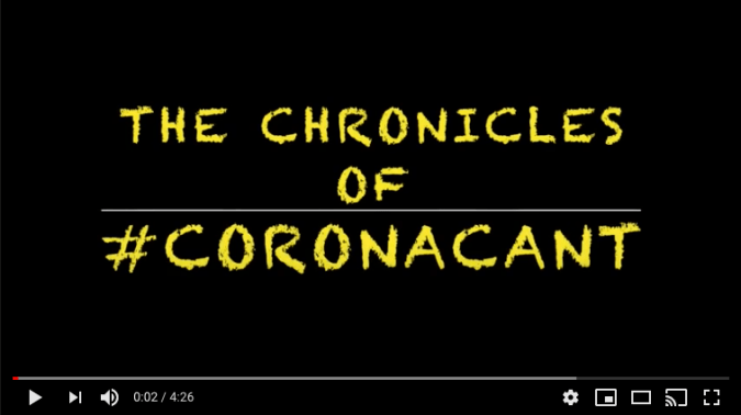 #coronacant video