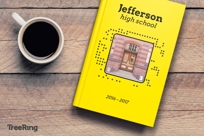 snapchat yearbook theme