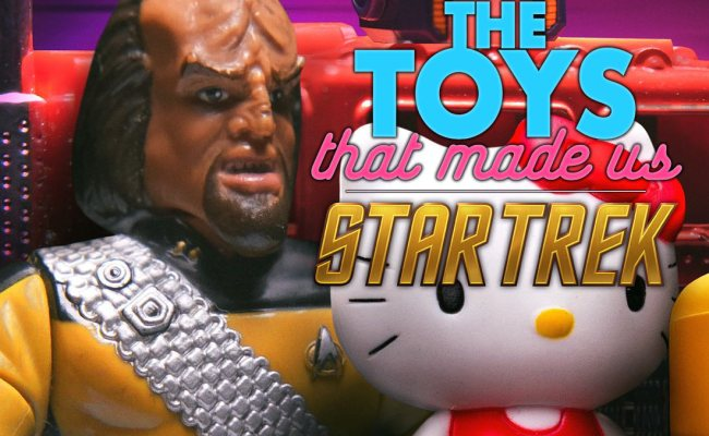 Review The Toys That Made Us Star Trek Special