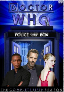 Alternate Universe Doctor Who Season 5 DVD Box