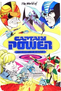 The Captain Power Annual
