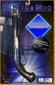 Alternative Doctor Who - The War Doctor's Sonic