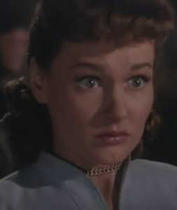 War of the Worlds - Ann Robinson as Sylvia Van Buren