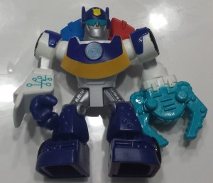 Rescue Bots Chase
