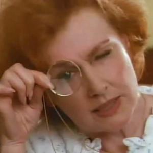 Ann Robinson as Sylvia Van Buren