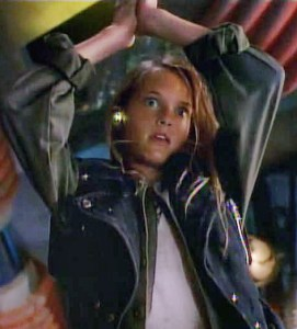 Rachel Blanchard in War of the Worlds