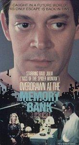 Overdrawn at the Memory Bank VHS box cover