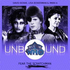 Doctor Who Meets Scratchman with David Bowie