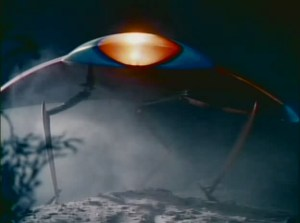 War of the Worlds - Ancient Alien Warship