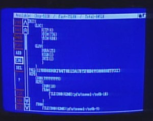 Ah yes, the Commodore Amiga, clearly the computer of the dystopian near-future