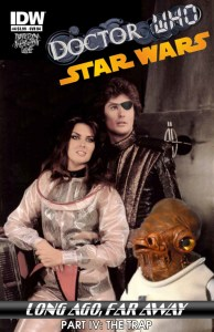 David Hasslehoff in Star Crash/Star Wars/Doctor Who