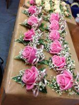 December 2014 - Pink Buttonholes