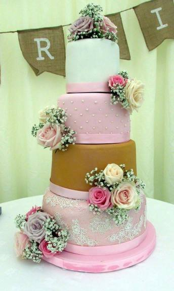 September Wed Cake