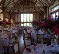 Bollywood Evening | Floristry: Triangle Nursery Ltd | Venue: Easton Grange
