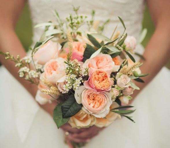 Emma & Jon DIY Wedding Flowers - What's in My Bouquet?