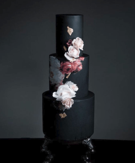 Wedding Cake Black