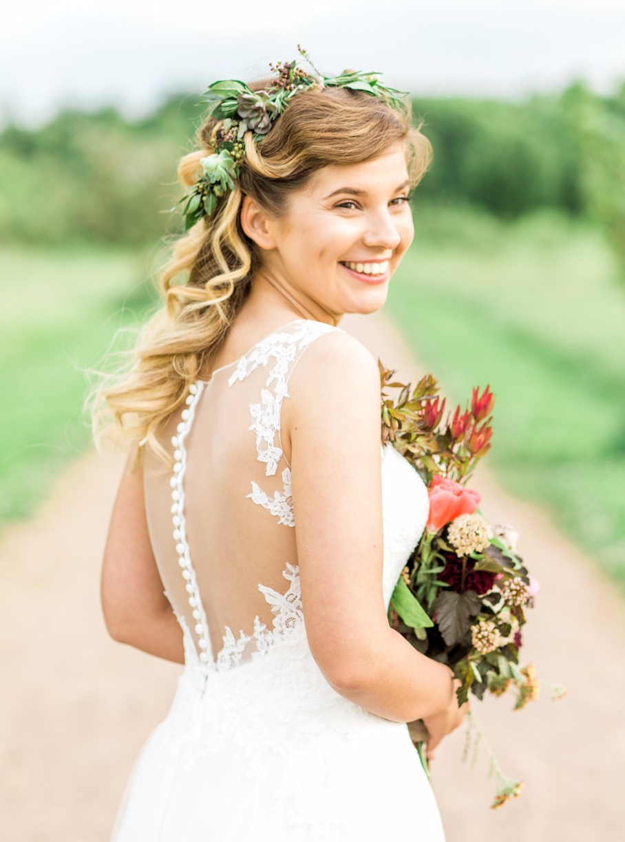 Boho Wedding Flowers | Flowers & Florist Triangle Nursery Ltd