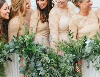 Greenery for Summer Weddings & Event