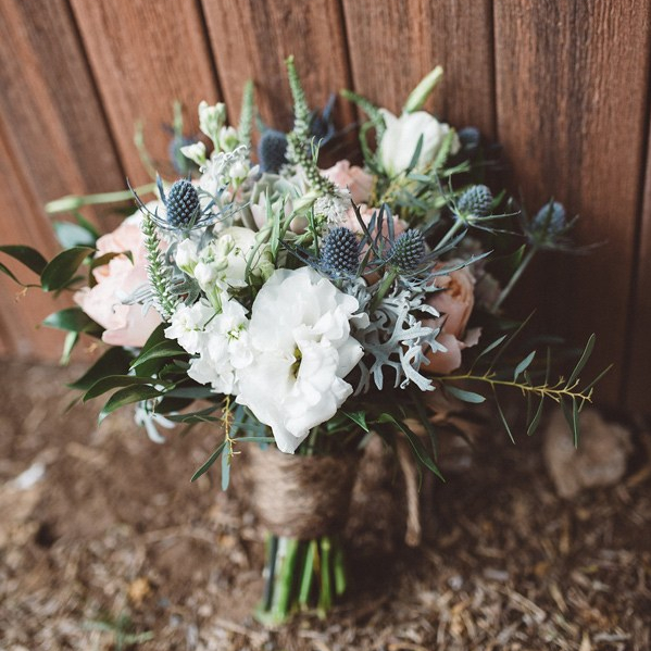 Bohemian Blish Wedding Bouquet