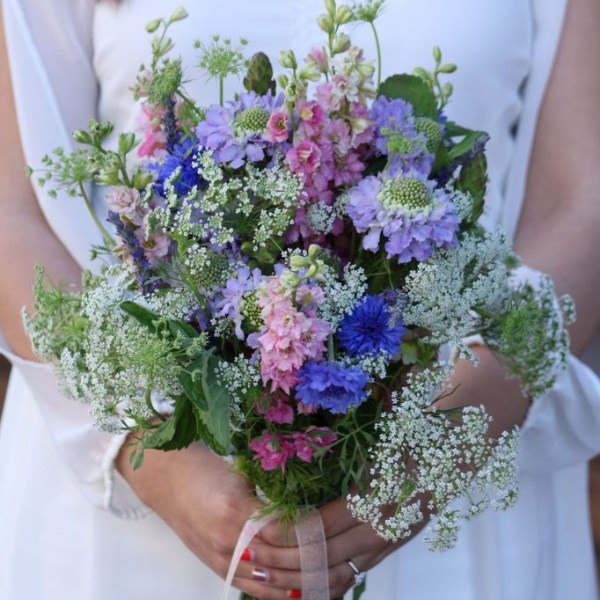 Whimsical Wildflower Bouquet