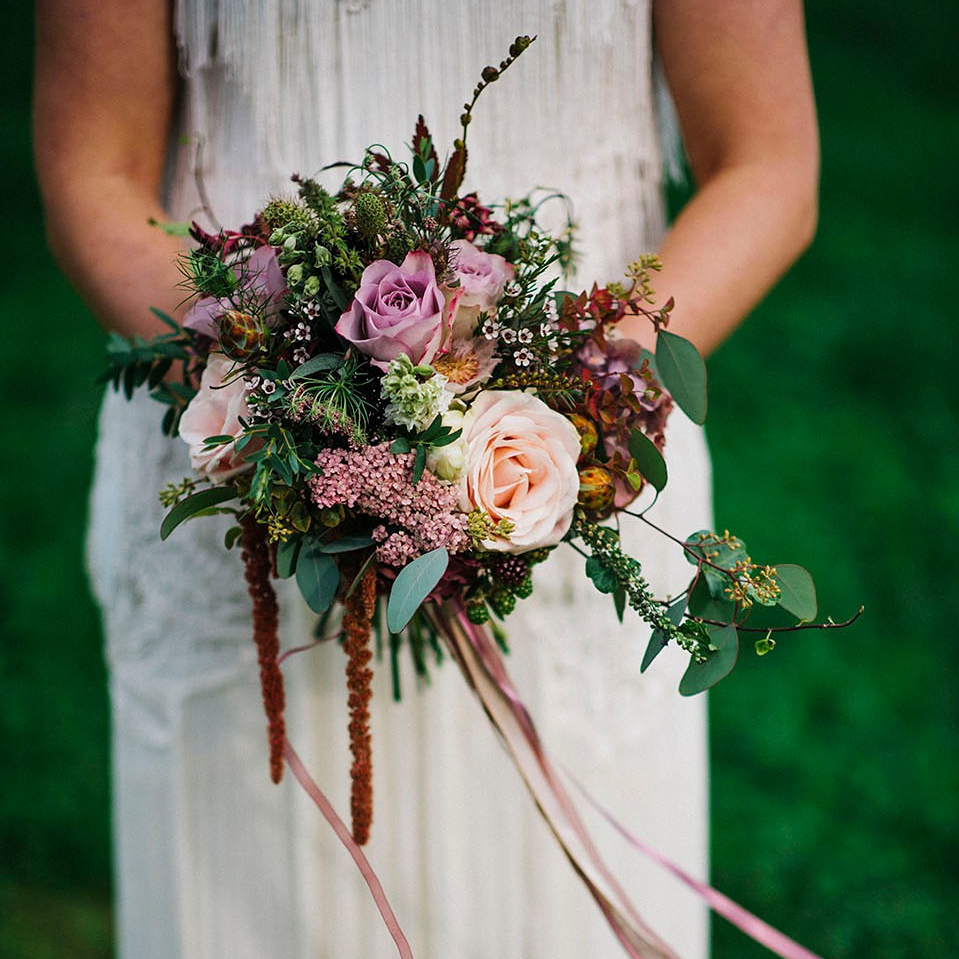 Bouquet Breakdown featured on Love My Dress Blog