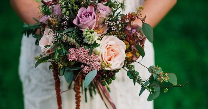 Bouquet Breakdown featured on Love My Dress Blog