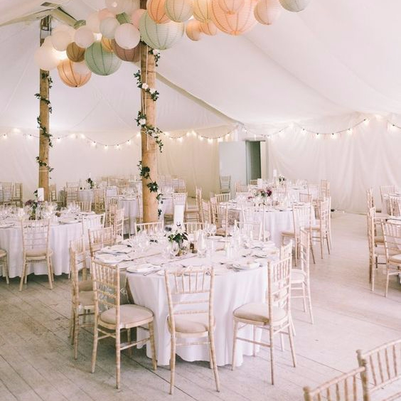 DIY How to Dress a Marquee