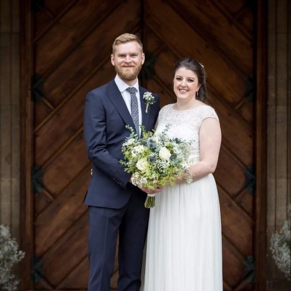 Rustic DIY Wedding