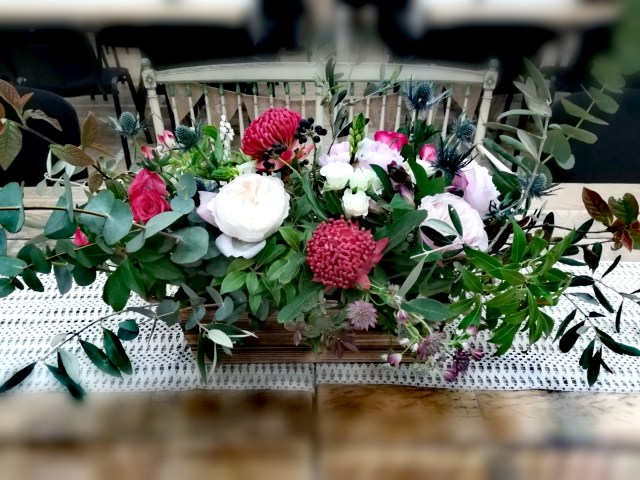 Buy your own wedding flowers