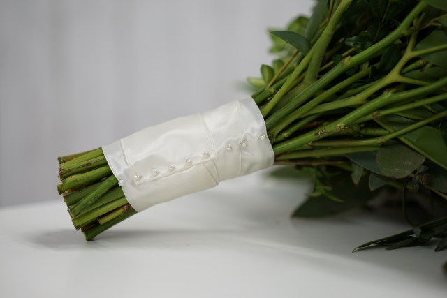 Bouquet Breakdown - White Wedding